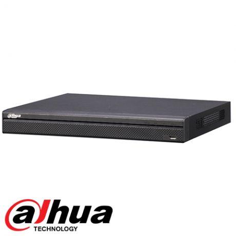 005217 16-kanaals NVR 1080 200Mbps 16PoE VGA-HDMI