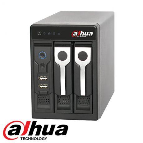005230 8-kanaals NVR 1080 200Mbps 8PoE VGA-HDMI
